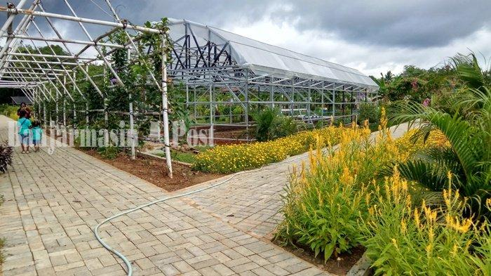 KalselPedia - Tersedia Tempat Pemasaran Produk Pertanian di Hikun Agri Park Kabupaten Tabalong