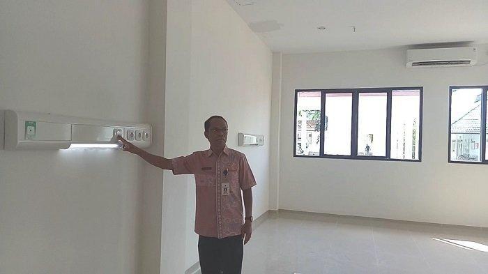 Gedung Rawat Inap RSUD di Tanbu Ini Segera Difungsikan, Punya Layanan Kelas III Fasilitas Kelas I