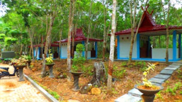 Wisata Kalsel Hutan Meranti Kotabaru Bernuansa Alam Pegunungan, Tertata Dikelola Pemkab Kotabaru - fasilitas-tersedia-di-wisata-hutan-meranti-kotabaru.jpg