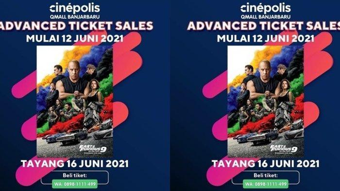 Fast And Furious 9 Diharapkan Jadi Momen Bangkitnya Industri Bioskop