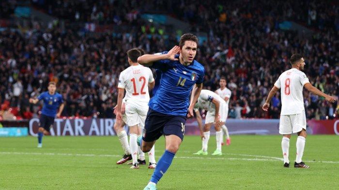 Italia vs Swiss di Grup C Kualifikasi Piala Dunia 2022, Bintang Juventus Ini Fokus Soal Pertandingan