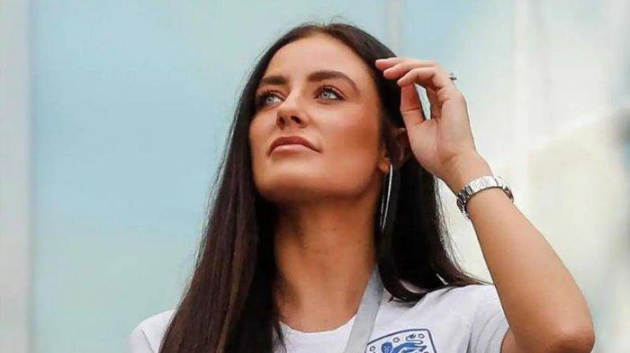 Inilah Fern Hawkins, WAGs Timnas Inggris dan Pasangan Punggawa Timnas Inggris di EURO 2020