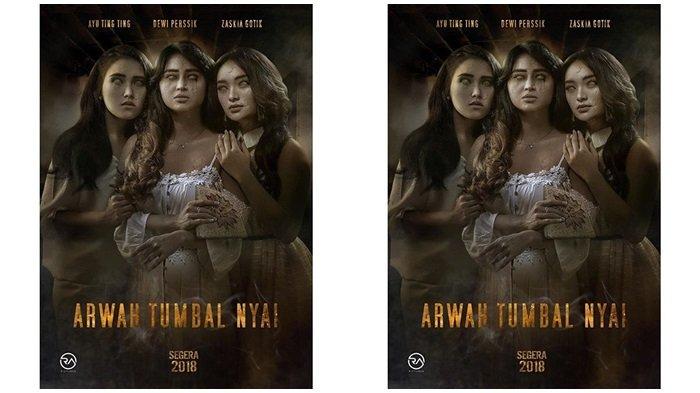 Ekspresi Nagita Slavina Saat Raffi Ahmad Promosikan Film Ayu Ting Ting 'Arwah Tumbal Nyai'