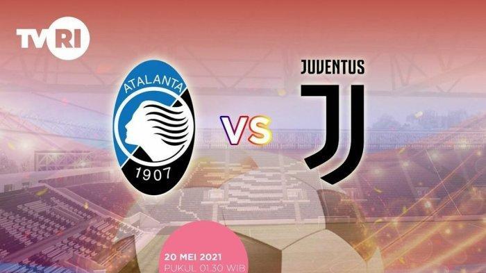 Jadwal Final Coppa Italia Atalanta vs Juventus Live Streaming TVRI & UseeTV Malam Ini, Hadiah Pirlo