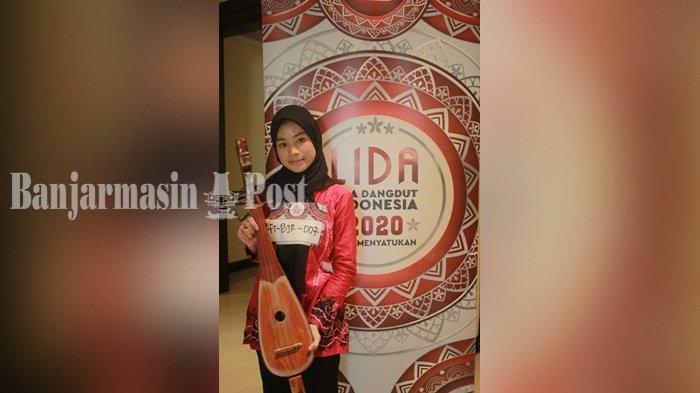 Audisi LIDA 2020 di Banjarmasin, Siswi SMKN 4 Bawa Alat Musik Ini
