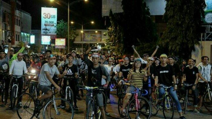 Jelang Pergantian Tahun, FnF Gelar Gowes Bertajuk Last Sunday Ride