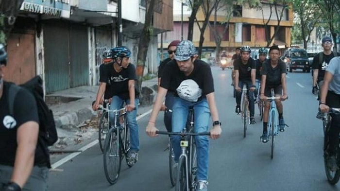 Banjarmasin Tuan Rumah Event Nasional Bike For Coffee
