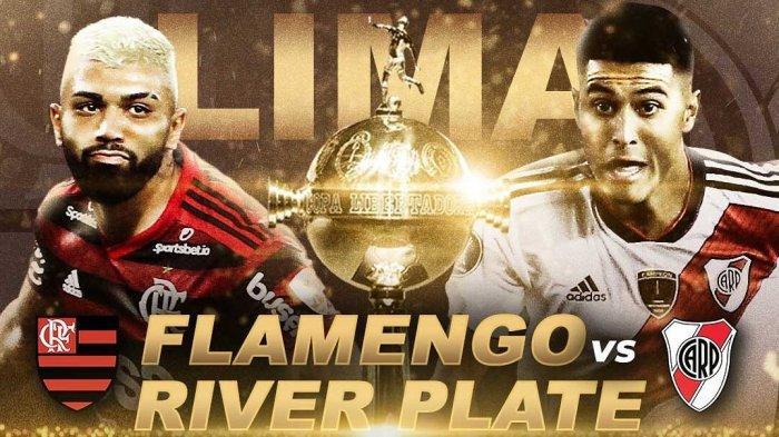 LINK MOLA TV! Live Streaming Flamengo vs River Plate Final Copa Libertadores 2019, TV Online MolaTV