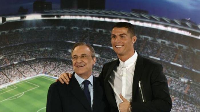 Florentino Perez Hina Cristiano Ronaldo dan Jose Mourinho Saat Masih di Real Madrid