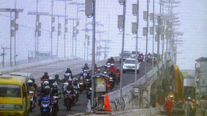 Bangun Lagi Flyover Berapa Titik di Banjarmasin