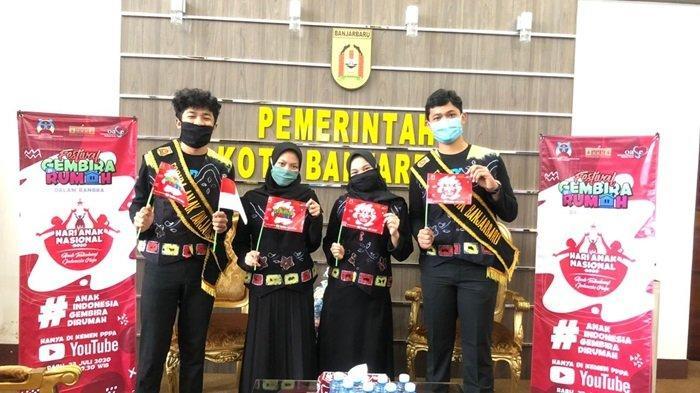 FAD Kota Banjarbaru Memotivasi Memenuhi Hak-hak Anak