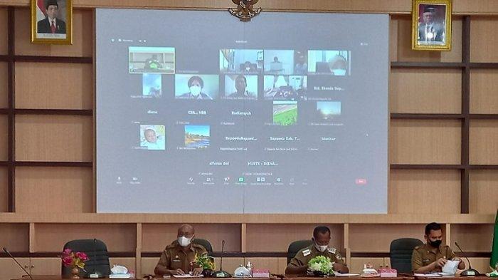 Tegaskan Perusahaan Wajib Masuk Forum CSR, Bupati H Sukamta Inginkan Dana CSR Tepat Sasaran