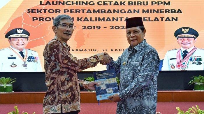 Paman Birin Kukuhkan Forum Tanggungjawab Sosial Kalsel Dikukuhkan, Cetak Biru PPM siap dilaksanakan.