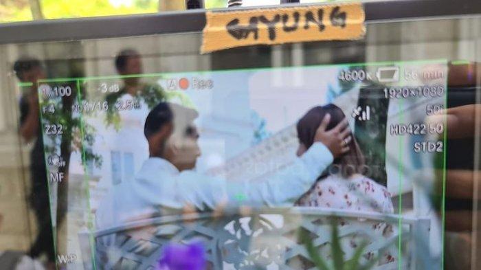 Fakta Dibalik Foto Arya Saloka Elus Rambut Amanda Manopo Dibongkar Sutradara Sinetron Ikatan Cinta
