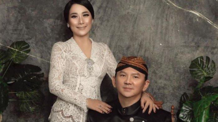 Tak Bareng Puput Nastiti Devi, Ahok BTP di Pernikahan Delon dengan Sosok Ini, Bukan Veronica Tan!