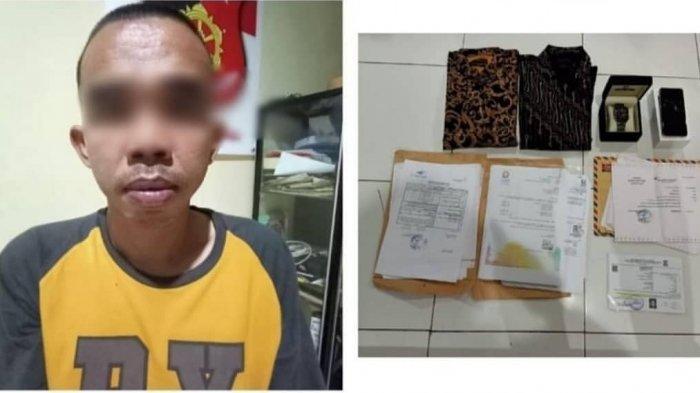 Dikejar hingga ke Luar Pulau, Pelaku Penipuan dan Penggelapan di Banjarbaru Ditangkap di Sulsel