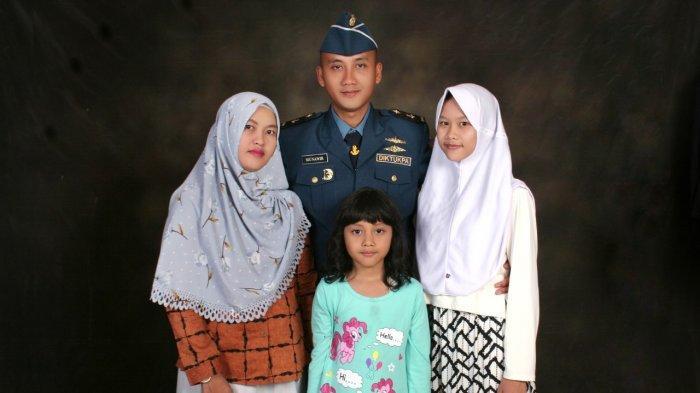 Pesan Terakhir Letda Munawir, Kru KRI Nanggala-402, Minta Anak Sulungnya Semangat Masuk Taruni