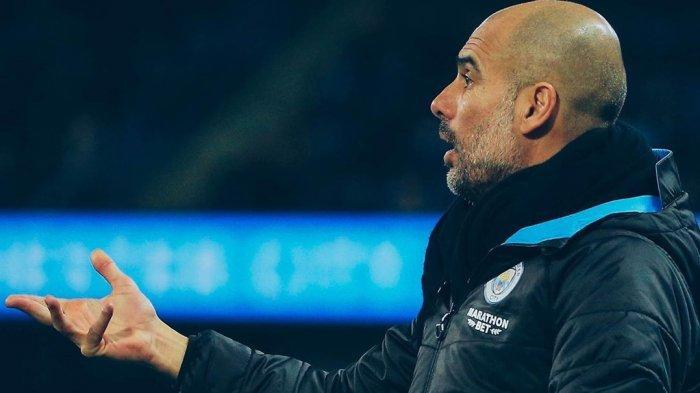 Menuju 17 Kemenangan Beruntun di Laga Everton vs Man City, Pep : Dulu Kami Bukan Favorit Juara EPL