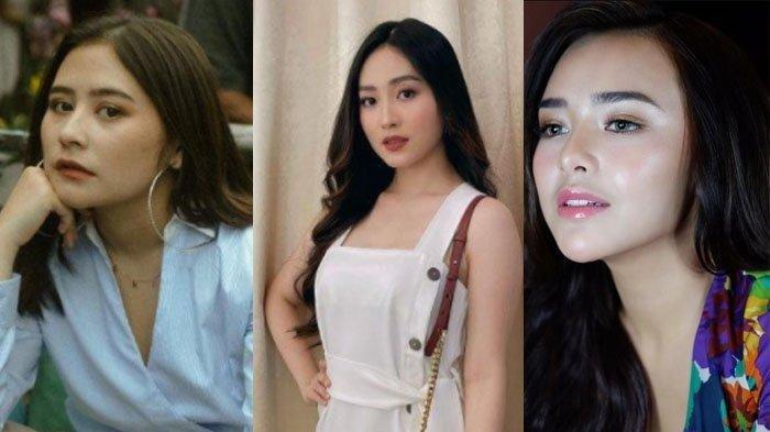 Daftar Foto Perubahan Wajah Aktris Amanda Manopo, Natasha Wilona, Haico VDV, Febby R & Ranty Maria