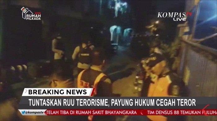 Satu Terduga Teroris Tewas, Saksi Sebut Ada 3 Anak di Tempat Baku Tembak Densus 88