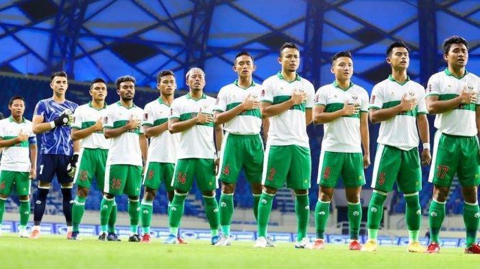 Timnas Indonesia Masuk Pot 4 Pengundian Fase Grup Piala AFF 2020