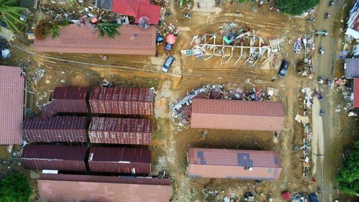 Luluhlantak Diterjang Banjir, Pasar Hantakan HST Satu-satunya Pasar yang Belum Pulih Pasca Banjir