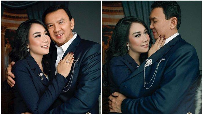 Heboh Puput Nastiti Devi Pesta Bareng Teman Saat Hamil Tua Anak Ahok BTP, Eks Veronica Tan Sendiri?