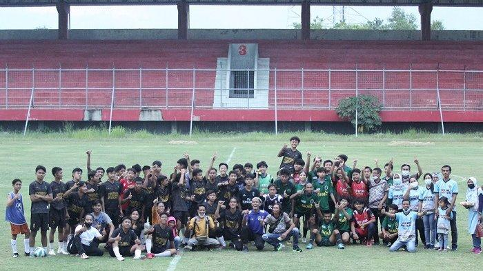 Tingkatkan Mental dan Jam Terbang Tim, SSB FPTK 26 Kalsel Tour Hadapi SSB Sylva Kalteng