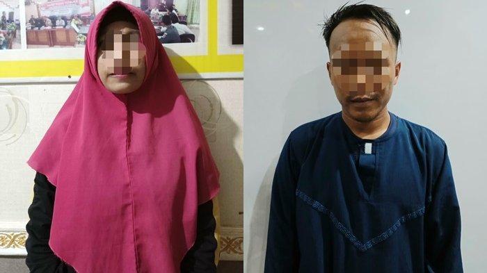 Buang Bayi di Pelabuhan Feri Stagen Kotabaru, Pasangan Bukan Suami Istri Ini Ditetapkan Tersangka