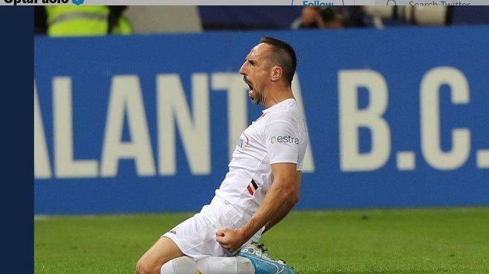 Gol-gol Rekrutan Baru Liga Italia, Franck Ribery Cetak Sejarah di Fiorentina