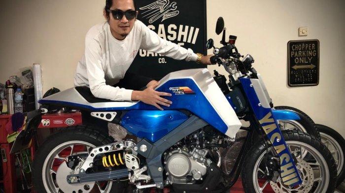 Franky Mory (Yasashii Garage) - XSR 155 Futuristic Scrambler