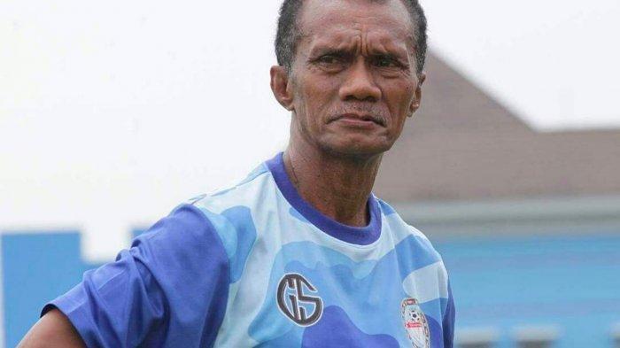 Frans Sinatra Huwae : Hati Saya Sudah Tertambat di Olahraga Sepak Bola