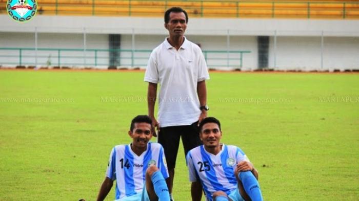 Gagal saat di Barito Putera, Frans Sinatra Huwae Malah Bersinar Latih Martapura FC