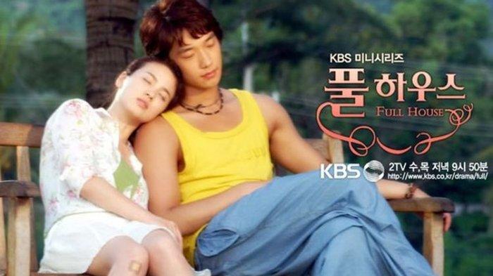 Penampilan Terbaru Rain Bikin Netter Terpukau, Tubuh Lawan Song Hye Kyo di Full House Disorot
