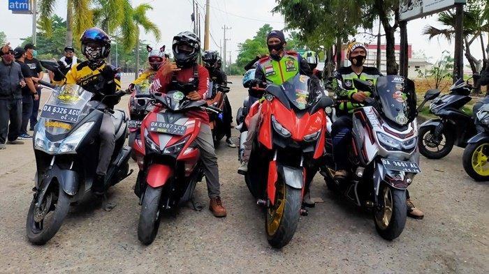 Keluarga Maxi Series Touring ke Tabanio Kabupaten Tala