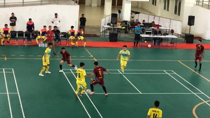 Kejuaraan Futsal Gubernur Cup III di Palangkaraya Jadi Ajang Pencarian Bibit Unggul