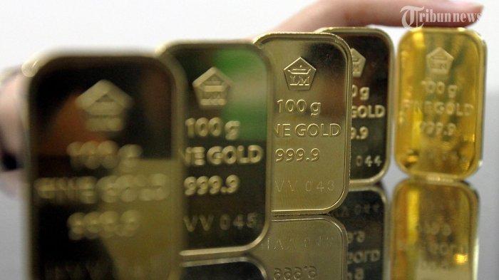 Harga Emas Turun, Gadai dan Cicil Emas di Banjarmasin Meningkat