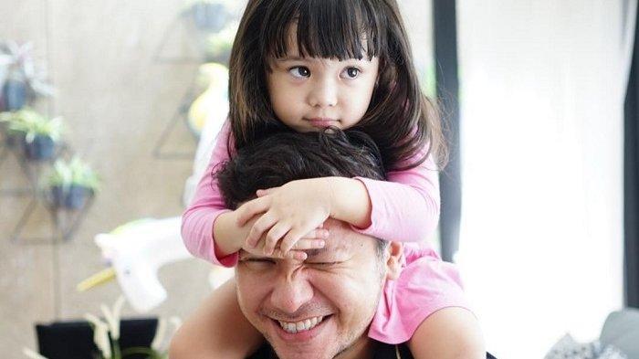 Reaksi Gisella Anastasia Saat Gempita Baru Menyadari Tak Ada Ayahnya, Gading Marten di Rumah