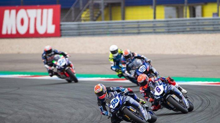 Galang Hendra Pratama Siap Lebih Baik di Seri Czech World Supersport 2021