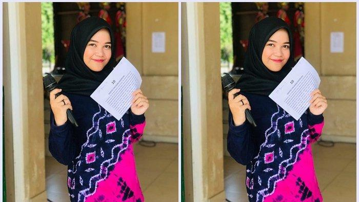Tak Hanya Calon Dokter, Galuh Kalsel 2017 Ini Ternyata Sering Ambil Job MC
