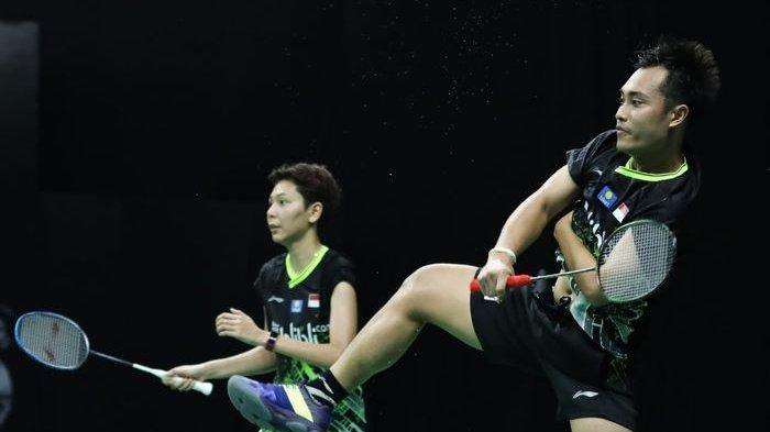 Hasil Perempatfinal Thailand Open 2021 : Hafiz/Gloria Kalah dari Pasangan Malaysia, Tersisa 2 Wakil