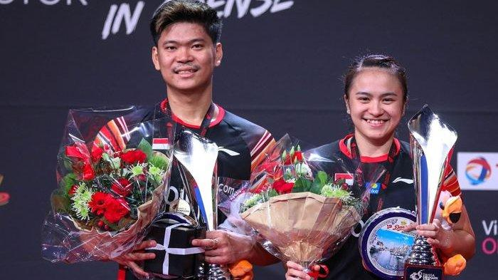 Rekap Hasil Akhir Denmark Open 2019 - China Gagal Total Sedang Indonesia Raih 3 Gelar