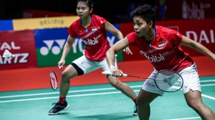 LINK Live Streaming Thailand Open 2021 di TV Online TVRI & Usee TV, Ginting & Greysia/Apriyani Main