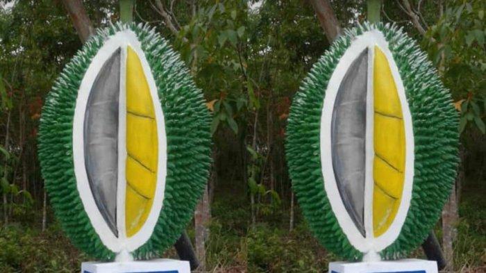 Sambut Puncak Musim Durian Desember-Januari, Fasilitas di Desa Dipercantik