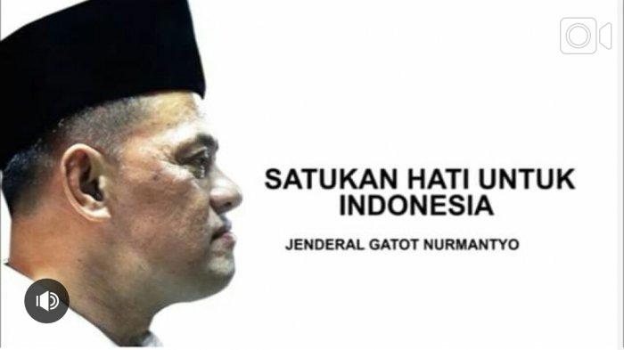 Akhirnya Presidium Gatot Nurmantyo Dukung Jokowi-Ma'ruf Amin di Pilpres 2019, Ini Alasannya