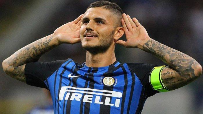 Reaksi Ibrahimovic Soal Mauro Icardi yang Merapat ke AC Milan di Bursa Transfer
