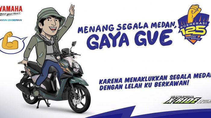 Gaya X-Ride