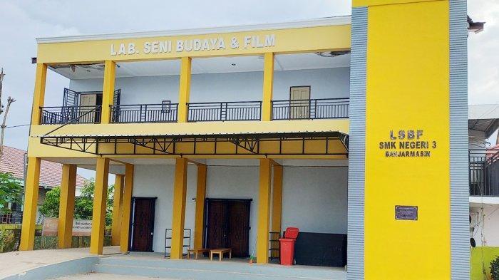 Kalselpedia: Ruang Produksi Film SMKN 3 Banjarmasin