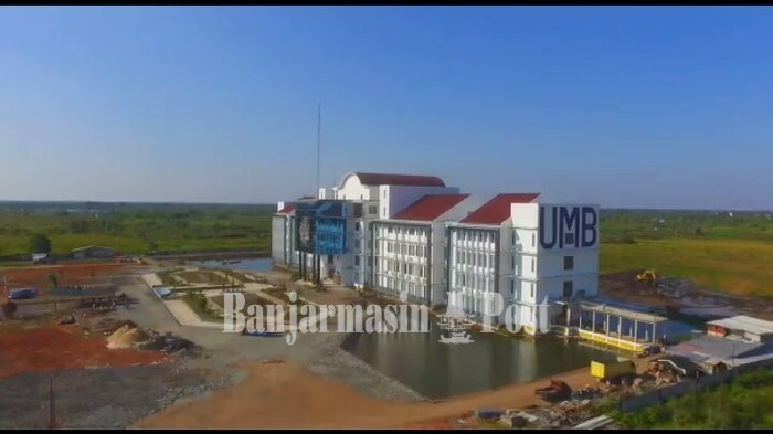 Haedar Nashir Akan Resmikan Gedung Baru UM Banjarmasin, Kampus Terapung Pertama di Indonesia