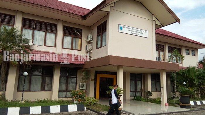 GedungPanti Sosial Bina Netra (PSBN) Fajar Harapan di Jalan A Yani Km 37, Sungai Paring, Kota Martapura, Kabupaten Banjar, Provinsi Kalimantan Selatan.